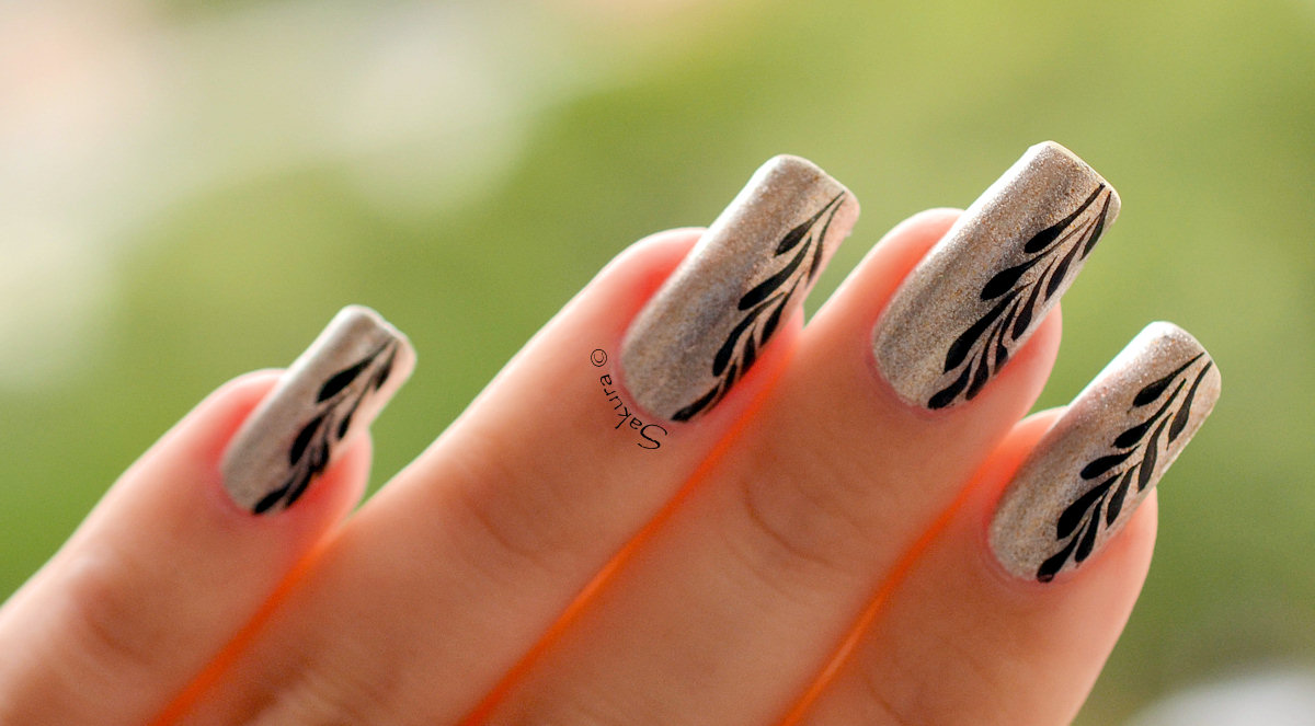 15 cool nail art designs style arena for At home pics